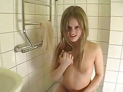 Blonde blowjobs swedish teen
