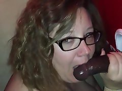 Mature bbw gloryhole