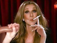 Smoking hand job com