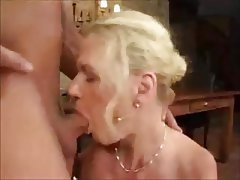 Anal, Blonde, German, Mature, MILF