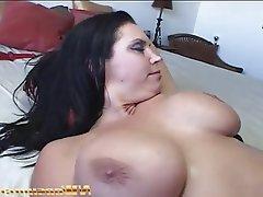 big tits atm Interracial