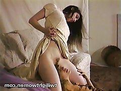 Mom lesbias sext masturbate