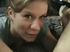 Amateur, Ass Licking, Blowjob, Cumshot, Facial
