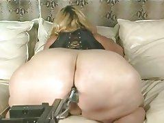 BBW, Big Boobs, Big Butts, Masturbation