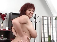 Nude milf torn clothes gifs