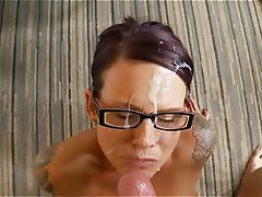 Amateur, Cum in mouth, Cumshot, Facial, Mature
