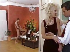 Blonde, German, Mature