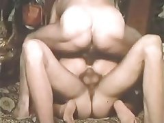 Double Penetration, Pornstar, French, Threesome, Vintage