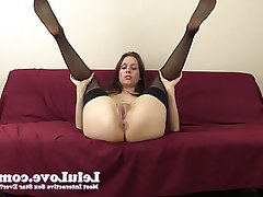 Amateur, Masturbation, POV, Stockings