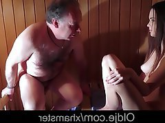 Blowjob, Old and Young, Teen