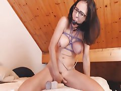 Big Boobs, Masturbation, Squirt, Webcam