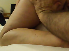 German, Amateur, Creampie, Wife