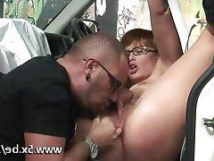 Stefano Analfucks Raquel eine spanische Milf