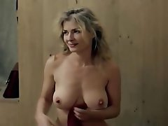 French, Celebrity, Big Boobs, Hairy