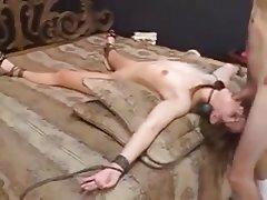 Amateur, BDSM, Bondage, Cum in mouth, MILF