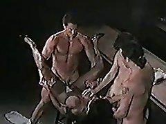 Gangbang, Pornstar, Vintage