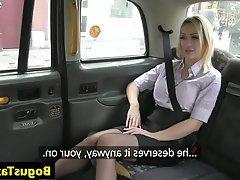 Amateur, Facial, Taxi