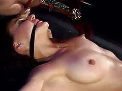 BDSM, Dildo, Femdom, Lesbian