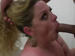 Amateur, Big Boobs, Blowjob, POV