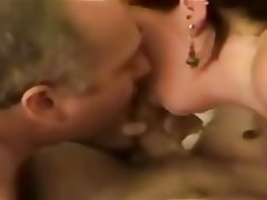 Couple, Bisexual, Blowjob, Cuckold, Cumshot