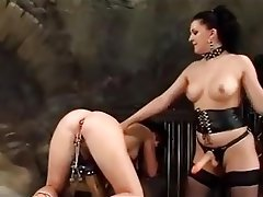 BDSM, Lesbian, Russian
