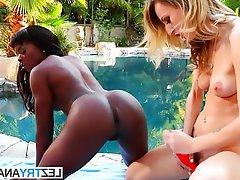 Anal, Lesbian, Black