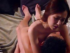 Sexy babe orgasm gif