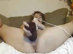 Masturbation, Nipples, Webcam