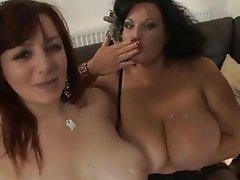 bbw bbc threesome Interracial