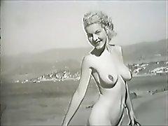 Amateur, Beach, Big Boobs, Vintage