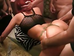 Blowjob, Bukkake, Group Sex, Hardcore