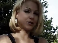 Anal, Blonde, Double Penetration, Facial
