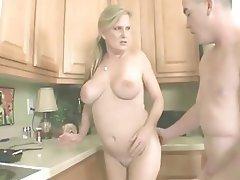 Big boobs bbw caramel