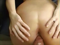 Hot milf anal and facial