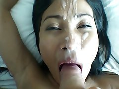 Claire Dames Anal Creampie