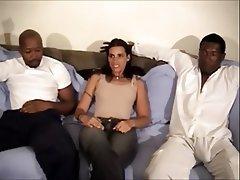 Anal, Cumshot, Double Penetration, Gangbang, Interracial
