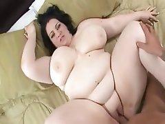 BBW, Big Boobs, Cumshot, POV