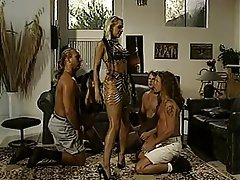 Double Penetration, Gangbang, Group Sex
