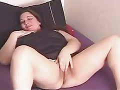 Blowjob, Masturbation, Mature, POV