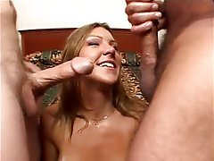 Anal, Big Boobs, Creampie, Double Penetration, MILF