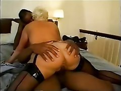 Interracial Gangbang Birthday Party