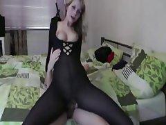 Bodystocking girls in porn