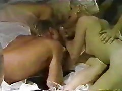 Bisexual, Group Sex, Vintage