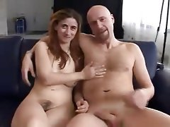 German, Hairy, Hardcore, Threesome