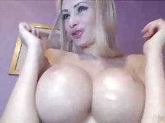 Clips of girls fucking huge dildos