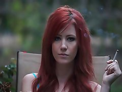 Redhead smoking fetish teen mobile porno videos