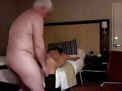 amateur Old hooker man sex with