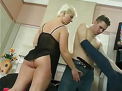 Big Boobs, Big Butts, Blonde, MILF, Old and Young