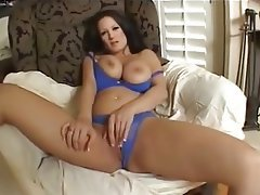 Amateur, Big Boobs, Brunette, Masturbation