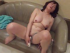 Amateur, Asian, Japanese, Masturbation, Mature